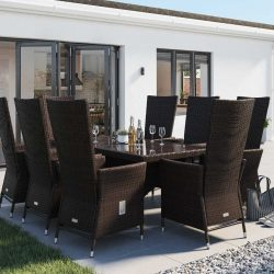 8 Seater Dining Table Sets
